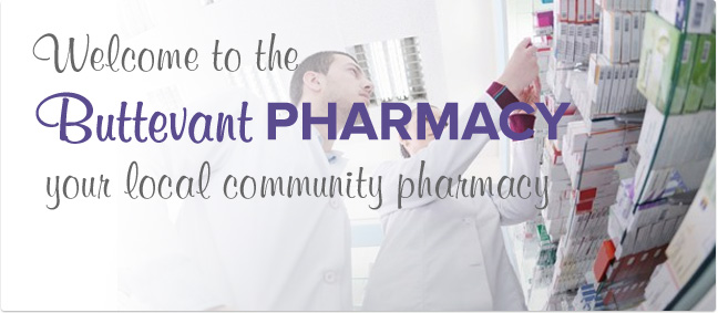 Welcome to the Buttevant Pharmacy